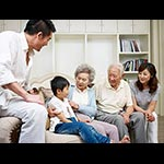 How To Help Your Senior Parent Stay Mentally Healthy and Happy article thumbnail