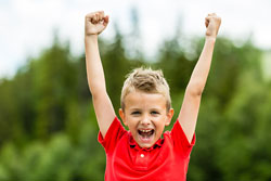 Building Your Kids Self Esteem