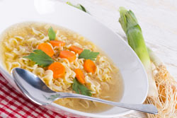 5 Reasons To Eat Homemade Chicken Noodle Soup