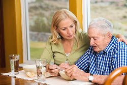 Reasons Why An Elderly Loved One May Not Be Eating