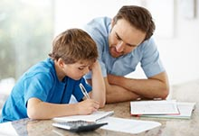 Five Tips to Help Your Child Develop Good Study Habits
