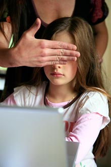 Should You Monitor Your Kids' Online Activity?