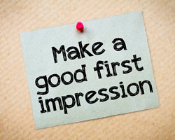 How A Good Impression Can Change Everything
