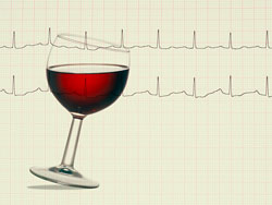 Is There A Risk of Heart Disease Due To Drinking?