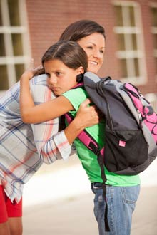 Top 5 Ways To Help Your Child Adjust To A New School