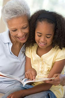 How Important is Reading with your Grandchildren?