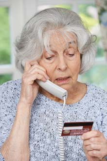 How To Protect Seniors Against Identity Theft
