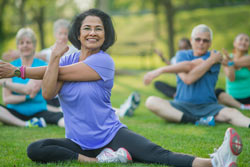 How Senior Yoga Can Be A Lifesaver