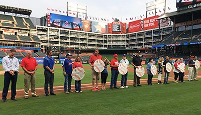 2017 Grants Awarded To Nonprofit Organizations From Globe Life And The Texas Rangers Baseball Foundation article thumbnail