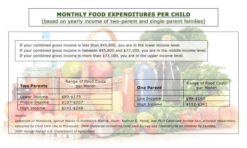The Cost Of Raising Children In The United States